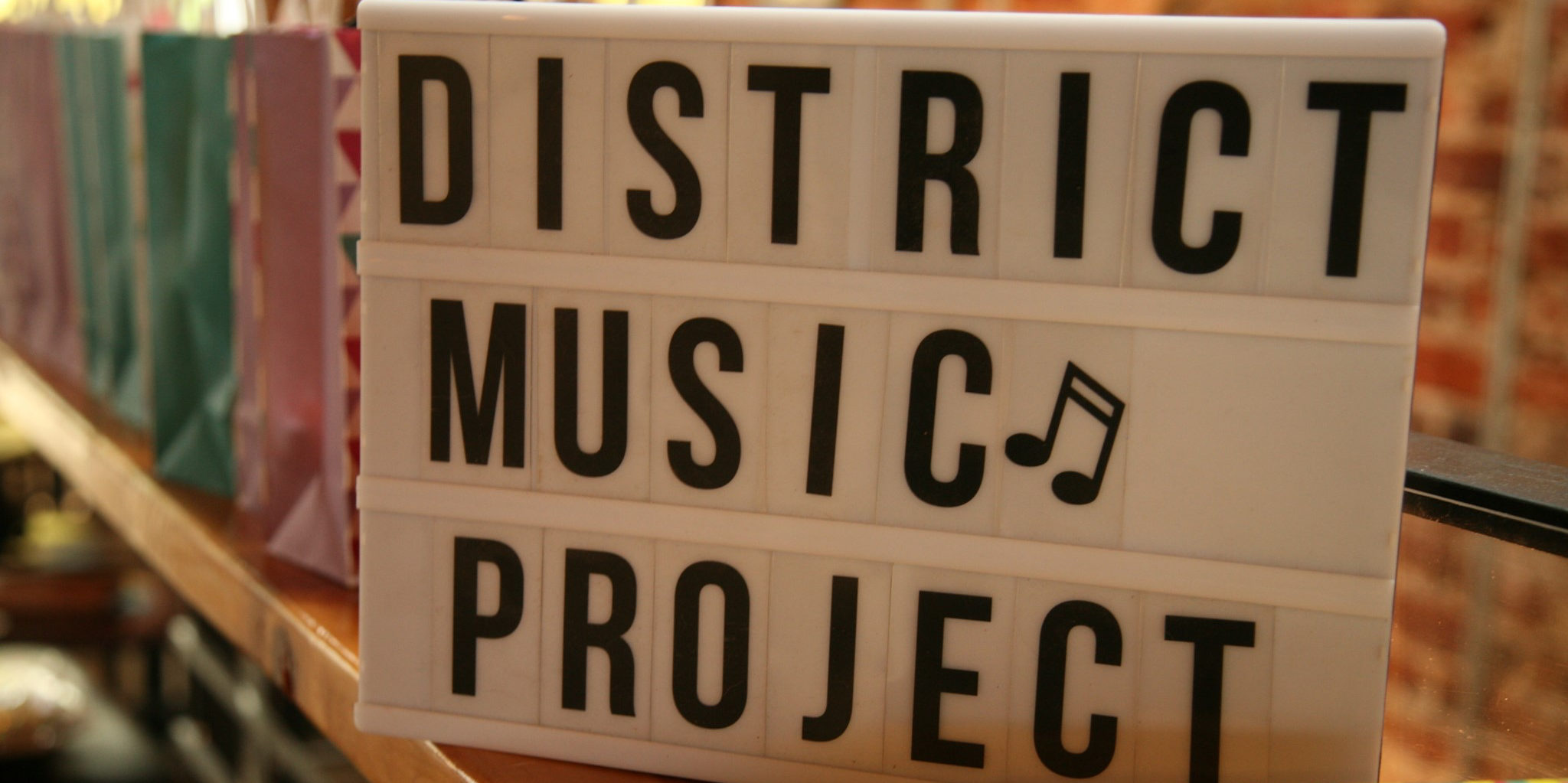 District Music Project